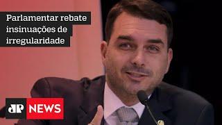'Simples compra e venda de imóvel', diz Flávio Bolsonaro sobre nova mansão em Brasília