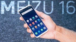 Первый обзор Meizu 16th: Господа, это будущий ХИТ