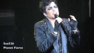 Adam Lambert A Loaded Smile River Rock 040910.m4v