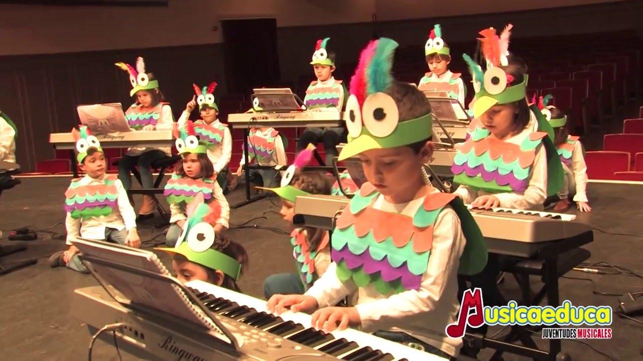 Papageno Papagena - Alumnos de mi teclado 1 - Cembi - Ponferrada