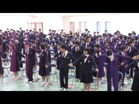 広島市立中広中学校 広島市商業高校の先生による授業