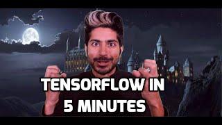 TensorFlow in 5 Minutes (tutorial)