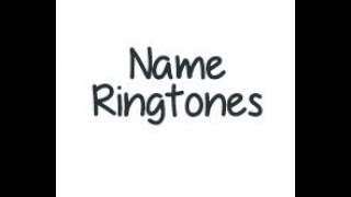 Fdmr name ringtone download