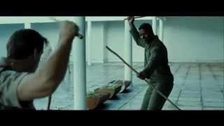 Goodbye Bafana - Stick-fight Scene