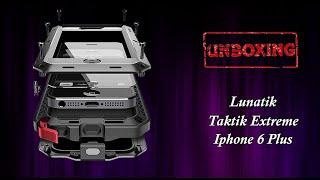 Unboxing Lunatik Taktik Extreme Iphone 6 Plus