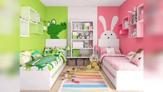 Modern Kids Room Design || Creative Ideas 2019 2020 - Kids Room Girls & Boys | Twins Room Design