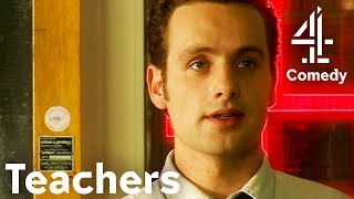 When The Teacher (Andrew Lincoln) Is MORE Stressed Than The Students | Best Of Teachers S1, Part 2