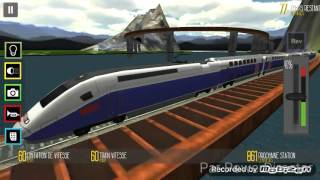 Euro Train Sim Fr Let's Play Tranquille