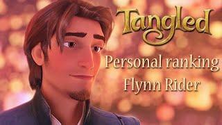 Personal ranking - Flynn Rider