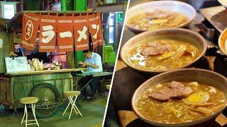 Japanesse street food Video