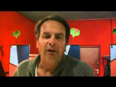 Schouwblog - Bert Kuizenga backstage in Schouwburg Cuijk 2009