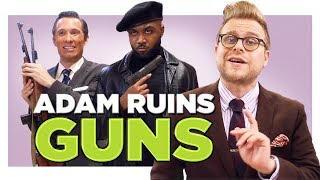 Everyone Leaves Black People Out of the Gun Debate | Adam Ruins Everything