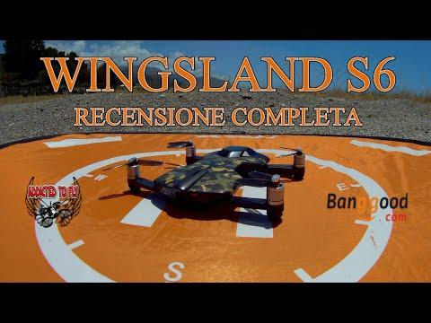 WINGSLAND S6 DAVVERO OTTIMO