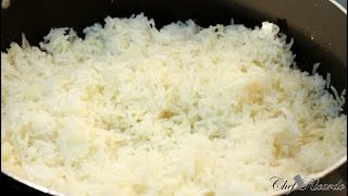 Jamaican Coconut Rice | Recipes By Chef Ricardo