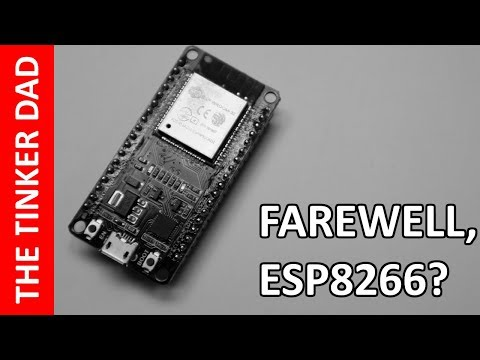 DOIT DEV Kit V1 ESP32 MCU Review