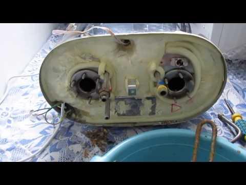 Термекс водонагреватель ремонт, разборка промывка замена тэнов Thermex