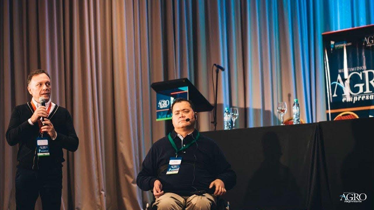 Carlos Pellegrini y Rino Mosca - Directores de ABSA Alimentos Balanceadores