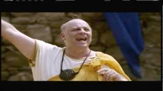 Legend of Awesomest Maximus football scene
