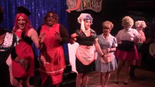 Muffy's Diner Cast - Candyman 2/6/16