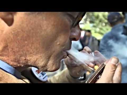 Der Schaden von Rauchen aufzugeben,