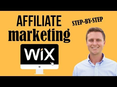 Affiliate Marketing with a WIX Website [Step-by-Step] Coupon