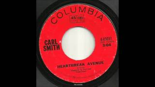 Carl Smith - Heartbreak Avenue