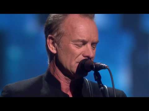 Sting - Fragile The 2016 Nobel Peace Prize Concert