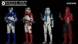 Rogue One Stormtroopers Pack