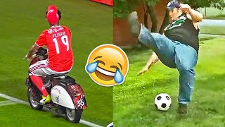 TOP 100 FUNNIEST FAILS IN FOOTBALL (TRY NOT TO LAUGH)
