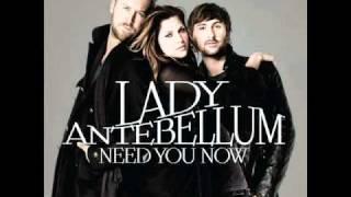 Lady Antebellum - Ready to Love Again. W/ Lyrics