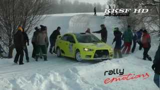 Rally Alūksne-2013