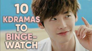 10 Korean Dramas To Binge Watch This Summer [Ft. HappySqueak]