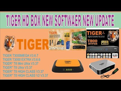 How To Tiger T3000 Android DVB-S2 Arabic IPTV Box Full HD 3D For