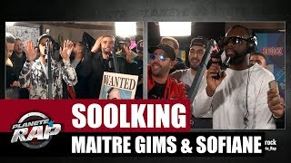 "[EXCLU] Soolking, Maître GIMS & Sofiane ""Guérilla"" (Remix) #PlanèteRap"