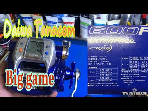 Daiwa Tanacom 600FE - Big Game