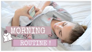 MORNING ROUTINE! - SPRING EDITION