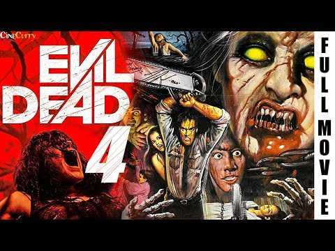 Evil dead 4   hollywood dubbed movie in hindi   gordon liu louis fan