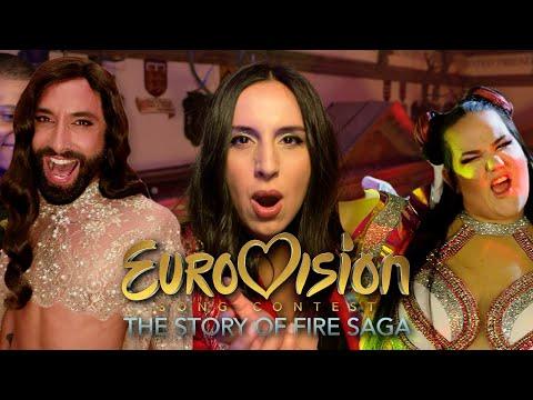 NEU: Song-A-Long von Cast Of Eurovision Song Contest (Tsofs) ((jetzt ansehen))