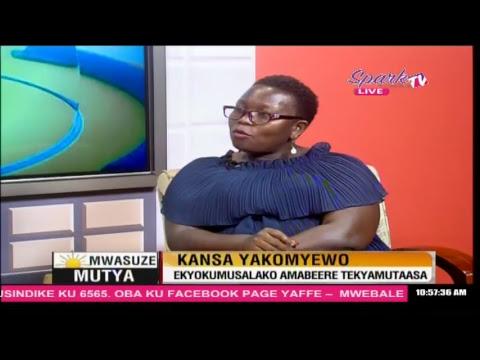 NTV Mwasuze Mutya: Ono ekyokumusalako amabeere tekyamutaasa kansa