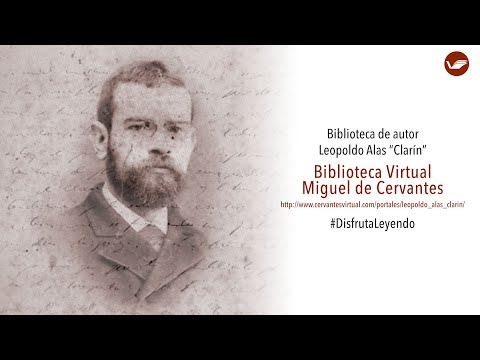 Biblioteca de autor de Leopoldo Alas Clarín