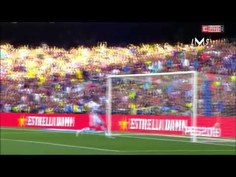 Barcelona Vs Boca Juniors Messi GOAL 2-0 15/08/2018 HD