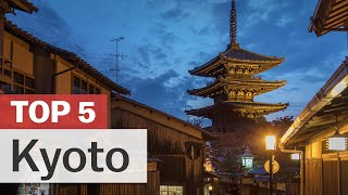 Top 5 Things to do in Kyoto | japan-guide.com