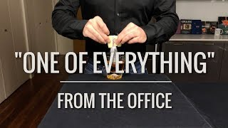 """Recreated - """"One Of Everything"""" from The Office (and the Long Island Iced Tea)"""