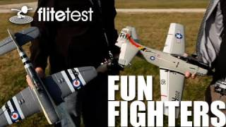 Flite Test - Fun Fighters - REVIEW