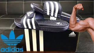 Adidas Originals Mens Adissage Slides/Sandals Review