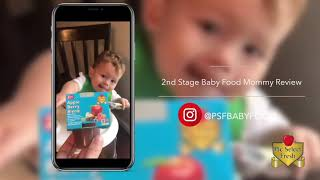 Pic Select Fresh 2nd Stage Baby Food Mommy Review