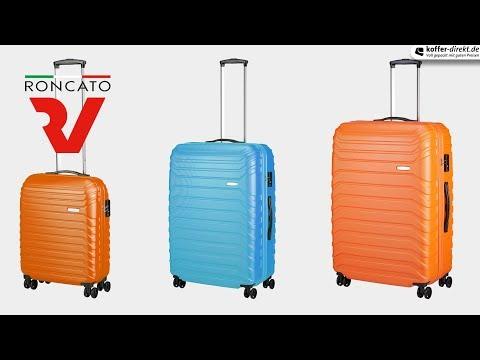 Roncato  - Fusion 4-Rollen-Trolley   koffer-direkt.de