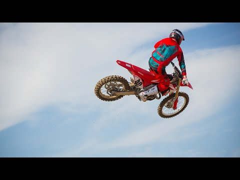2018 Honda CRF450R in Missoula, Montana - Video 1