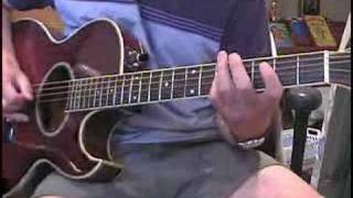 Guitar Lesson - Setting Me Up - Dire Straits