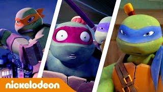 Черепашки нинзя |5 сезон 19 серия| Nickelodeon